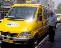Transportation services – Nesher Tours and taxi service cooperative society